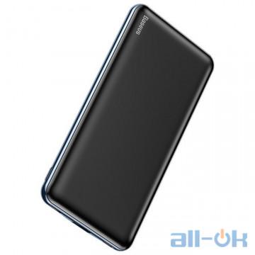 Внешний аккумулятор (Power Bank) Baseus Simbo Fast Charge Power Bank 10000mAh Black (PPALL-QB01)