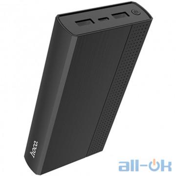 Внешний аккумулятор (Power Bank) Hoco J33A 20000mAh Black