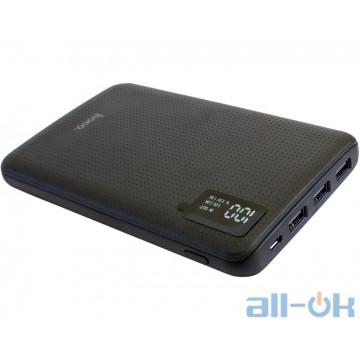 Внешний аккумулятор (Power Bank) Hoco B24 30000 mAh Black