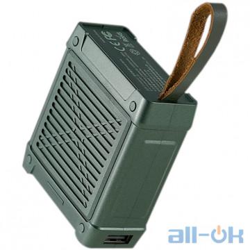 Внешний аккумулятор (Power Bank) Remax Armory RPP-79 10000 mAh Green