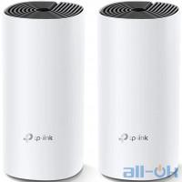 Wi-Fi роутер TP-Link Deco M4 (2-pack)