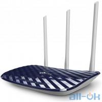 Wi-Fi роутер TP-Link Archer A2 UA UCRF