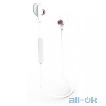 Беспроводные Bluetooth наушники REMAX SPORT RB-S18 White