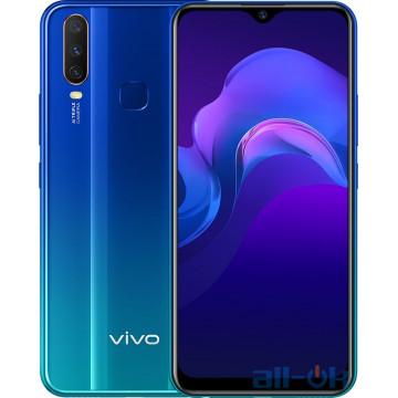 Vivo Y15 4/64GB Aqua Blue UA UCRF