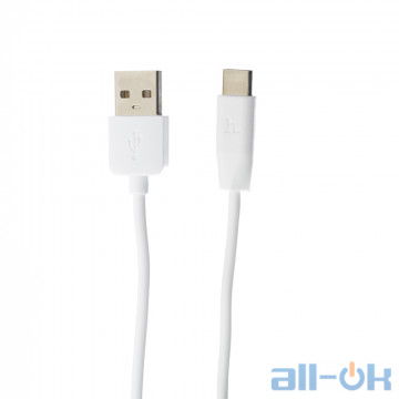Кабель HOCO X1 USB to Type-C cable 1 m (White)