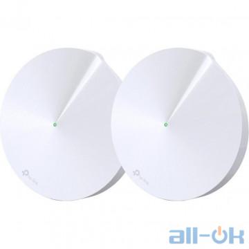 Wi-Fi роутер Plus Повторитель TP-Link Deco M5 (2-pack) UA UCRF