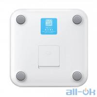Ваги підлогові електронні Yunmai Balance Smart Scale White (M1690-WH)