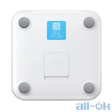 Весы напольные электронные Yunmai Balance Smart Scale White (M1690-WH)