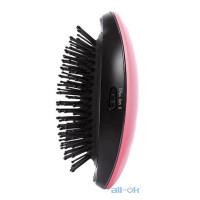Віброгребінець Yueli Portable Anion Massage Comb Matte Pink