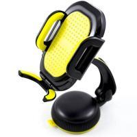 Автомобильный держатель для смартфона Holder JHD-16HD79 Black-Yellow