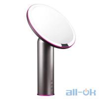 """Дзеркало для макіяжу Xiaomi AMIRO LUX 8"""" AML005G Black"""