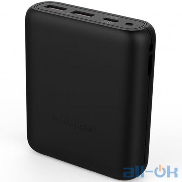 Внешний аккумулятор (Power Bank) Marakoko MPB4 10050mAh Li-ion 2USB+USB-C QC3.0 Black