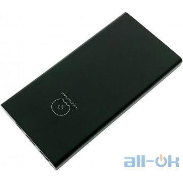 Внешний аккумулятор (Power Bank) WUW Y50 10000mAh Li-pol 2USB 2.1A LCD (WUW-Y50) Black