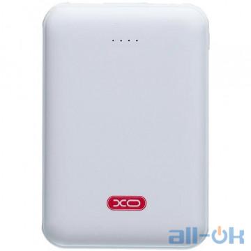 Внешний аккумулятор (Power Bank) XO PB53 13000mAh White