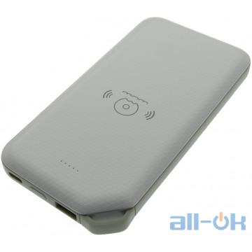 Внешний аккумулятор (Power Bank) WUW Y45 8000mAh Li-pol QC PD 18W White