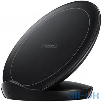 Беспроводное зарядное устройство Samsung Wireless Charger Stand Black (EP-N5105TBRGRU) UA UCRF
