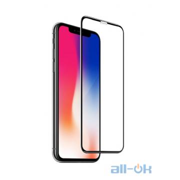 Защитное стекло 4D для iPhone 11 Pro Black