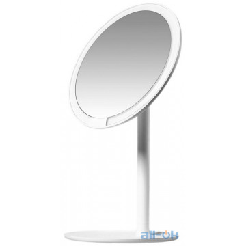 Зеркало для макияжа Xiaomi Amiro Mini AML004 White