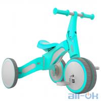 Дитячий триколісний велосипед 700Kids TF1 Green