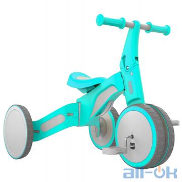 Детский трехколесный велосипед 700Kids TF1 Green