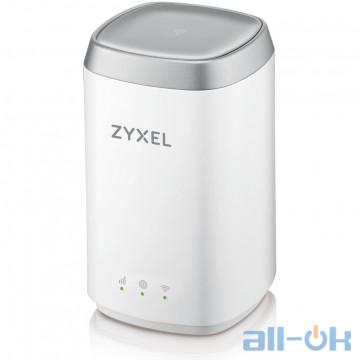 Беспроводной маршрутизатор (роутер) ZyXEL LTE4506-M606 (LTE4506-M606-EU01V2F) UA UCRF