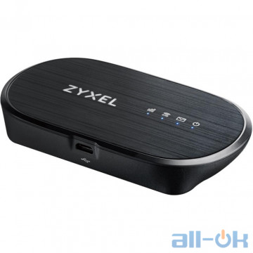 Беспроводной маршрутизатор (роутер) ZyXEL WAH7601 (WAH7601-EUZNV1F) UA UCRF