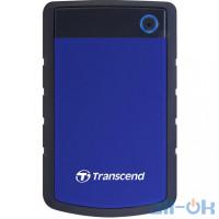 Жорсткий диск Transcend StoreJet 25H3B TS2TSJ25H3B