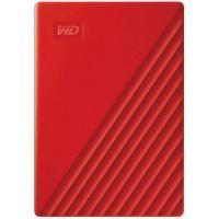 Жесткий диск WD My Passport 4 TB Red (WDBPKJ0040BRD-WESN) UA UCRF