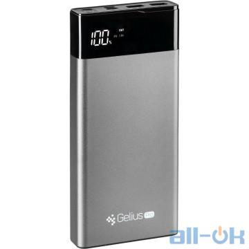 Внешний аккумулятор (Power Bank) Gelius Pro Edge 20000 mAh Grey (GP-PB20-007)