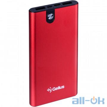 Внешний аккумулятор (Power Bank) Gelius Pro Edge GP-PB10-013 10000mAh Red