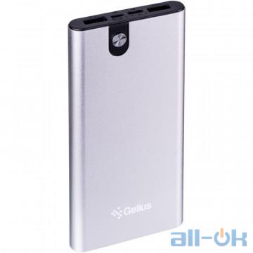 Внешний аккумулятор (Power Bank) Gelius Pro Edge GP-PB10-013 10000mAh Silver