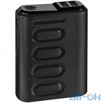 Внешний аккумулятор (Power Bank) Gelius Pro Soft 2 GP-PB10-011 10000mAh Black