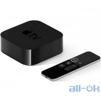 Стаціонарний медіаплеєр Apple TV 4th generation 32GB (MGY52)