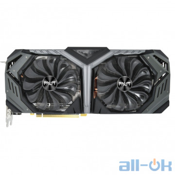 Видеокарта Palit GeForce RTX 2080 Super GameRock Premium Edition (NE6208SH20P2-1040G)