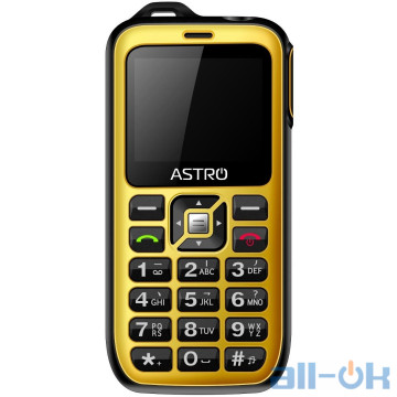 Astro B200RX (Yellow) UA UCRF