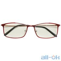 Окуляри для читання Xiaomi Mi Computer Glasses Red (DMU4060GL)