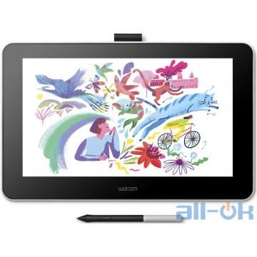 Графический планшет Wacom One 13 (DTC133W0B)