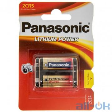 Батарейка Panasonic CR-P2L BL 1шт