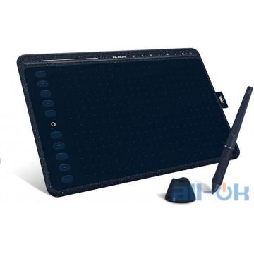 Графический планшет Huion HS611 Starry Blue UA UCRF