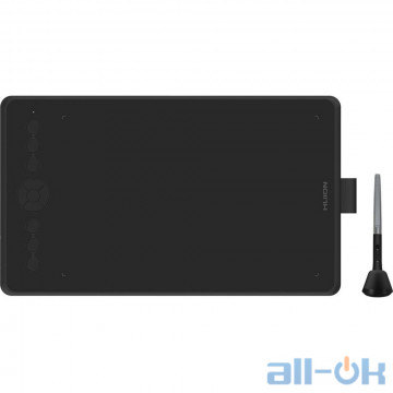 Графический планшет Huion Inspiroy Ink H320M + перчатка UA UCRF