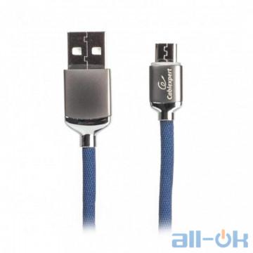 Кабель Micro USB Cablexpert CCPB-M-USB-07B
