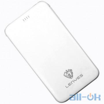 Внешний аккумулятор (Power Bank) Lenyes X22 PowerBank 6000 White