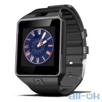 Смарт-часы SmartWatch GW09 Black