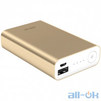 Внешний аккумулятор (Power Bank) ASUS ZenPower 10050mAh Gold (EU) (90AC00P0-BBT028)