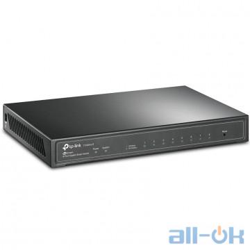 Коммутатор Smart TP-Link T1500G-8T UA UCRF