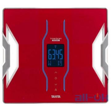 Весы напольные электронные Tanita RD-953 Red