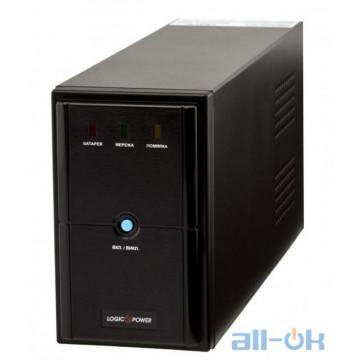 Линейно-интерактивный ИБП LogicPower LPM-U1100VA (4983) UA UCRF