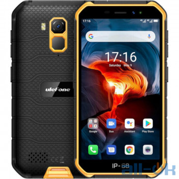 Ulefone Armor X7 Pro 4/32GB Orange Global Version