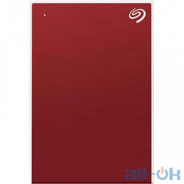 Жесткий диск Seagate Backup Plus Portable 4 TB Red (STHP4000403) UA UCRF