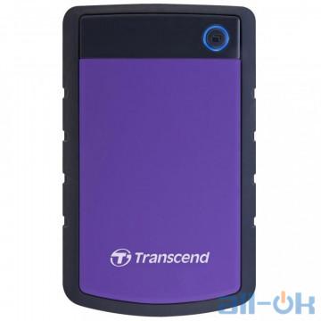 Жесткий диск Transcend StoreJet 25H3 (TS4TSJ25H3P)